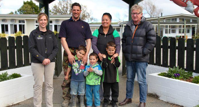 Fertiliser Company and Farmers Help Boost School Resources