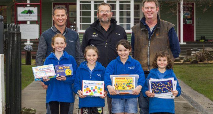 Fertiliser Company Boosts Rural School Resources